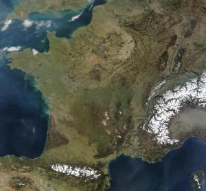 Le territoire français n'existe plus !