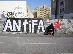 Yannick Jaffré, président du Collectif Racine, vient en aide aux Antifas Anonymes