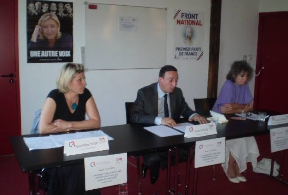 Lancement de la section Loire-Atlantique du Collectif Racine (Nantes, 13 juin 2014) (VIDEO)