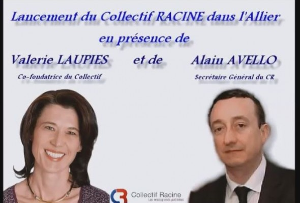 Lancement de la section départementale de l'Allier (03) – 8 novembre 2014 (VIDEO)