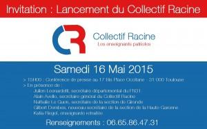 Lancement CR31 - Toulouse - 16-5-15