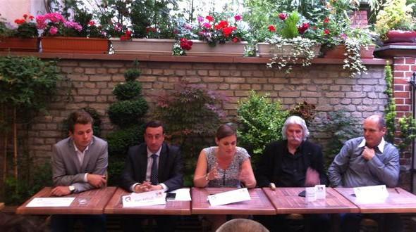 Lancement de la section du Bas-Rhin – Strasbourg, 13 juin 2015