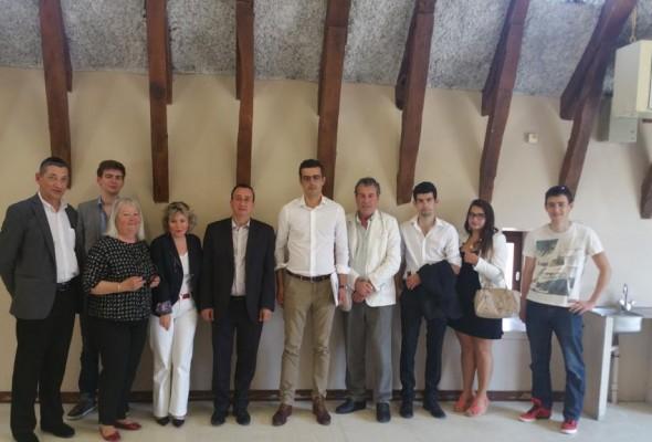 Lancement de la section de l'Aveyron (12) – Rodez, 6 juin 2015