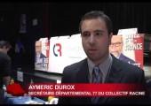 Communiqué d'Aymeric Durox, secrétaire départemental CR77, coordinateur IDF