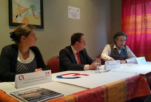 Lancement de la 19e section départementale (Haut-Rhin) (VIDEO)