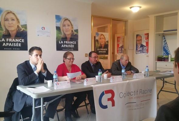 Lancement de la section du Val-de-Marne (Créteil, 30 avril 2016)