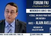 Forum FNJ Ile-de-France – 8 juin 2016
