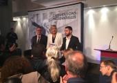 Les 100 propositions pour l'Ecole et l'Université de demain remises à Marine Le Pen