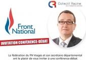 Conférence d'Alain Avello à Thaon les Vosges (10 septembre 2016)