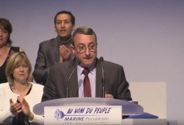 Discours d'Alain Avello aux Assises présidentielles Marine2017 – Lyon, 5-2-17