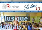 « La Lettre » de Racine (n°13 | décembre 2017) (32 pages)