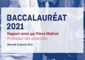 Communiqué de presse d'Alain Avello, président de Racine : Bac 2021, réaction au rapport Mathiot