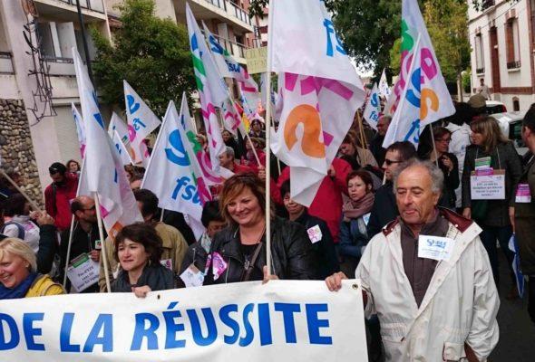 «Contre la politique de Blanquer, une micro-grève ne sera pas suffisante» : communiqué d'Alain Avello, président de Racine