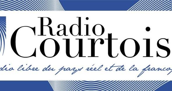 Le collectif Racine sur Radio Courtoisie