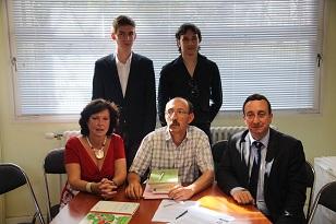 Lancement de la section d'Indre-et-Loire (Tours, 20 septembre 2014)