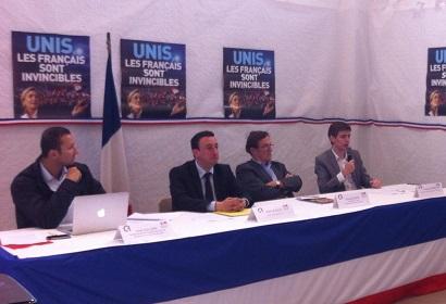 Lancement de la section du Cher (18) et annonce des futures sections départementales «grand centre» (Bourges, 27 septembre 2014)