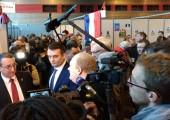 Racine au congrès fondateur des Patriotes à Arras